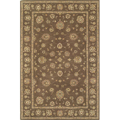 KAS Oriental Rugs. Inc. Imperial 8 x 10 Imperial Mocha Allover Kashan 1639
