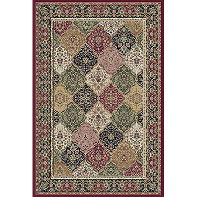 KAS Oriental Rugs. Inc. Kensington 9 x 13 Kensington Multicolor Panel 7705