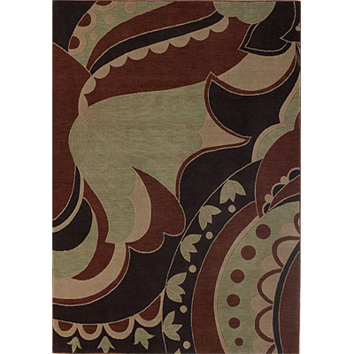 KAS Oriental Rugs. Inc. Legacy Contemporary 5 x 7 Legacy Sienna Tuscany 5910