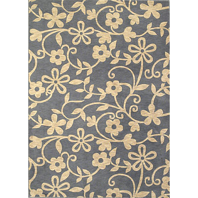 KAS Oriental Rugs. Inc. Legacy Transitional 5 x 7 Legacy Wedgewood/Ivory Retro Floral 5962