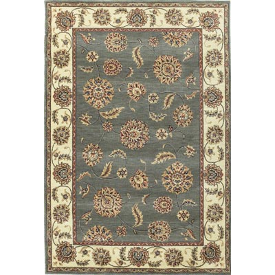 KAS Oriental Rugs. Inc. Legacy Traditional 5 x 7 Wedgewood Ivory Mahal 5942