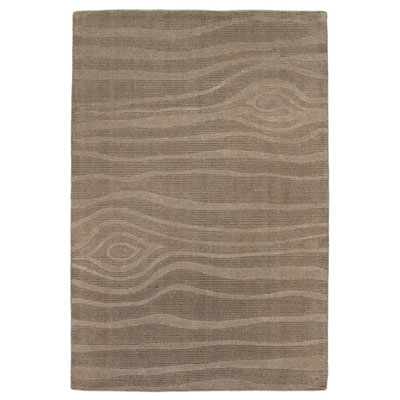 KAS Oriental Rugs. Inc. Loft 5 x 8 Taupe Waves 2083