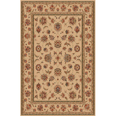 KAS Oriental Rugs. Inc. Manchester 2 x 3 Ivory Mahal 5403