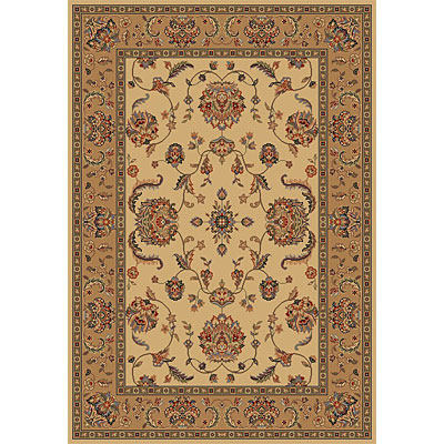 KAS Oriental Rugs. Inc. Manchester 2 x 3 Manchester Ivory/Sand Agra 5413