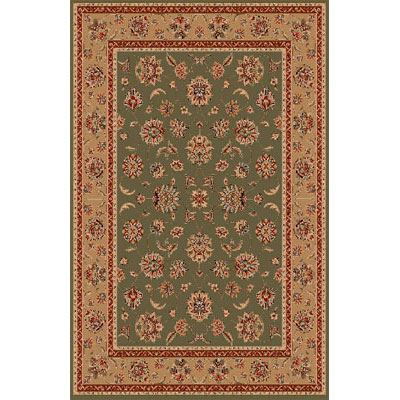 KAS Oriental Rugs. Inc. Manchester 2 x 3 Olive Sand Mahal 5412