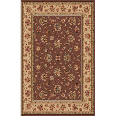 KAS Oriental Rugs. Inc. Manchester 2 x 3 Plum Ivory Mahal 5404