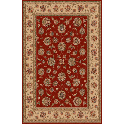 KAS Oriental Rugs. Inc. Manchester 2 x 3 Red Ivory Mahal 5409