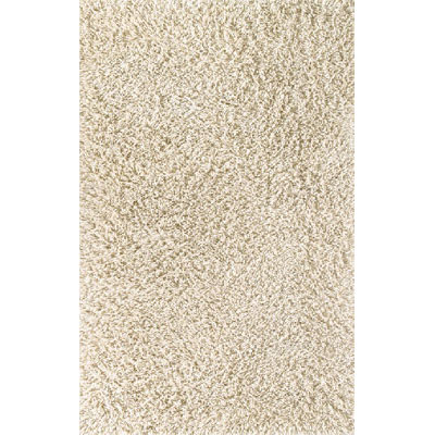 KAS Oriental Rugs. Inc. Palm Springs II 5 Round Winter White 512