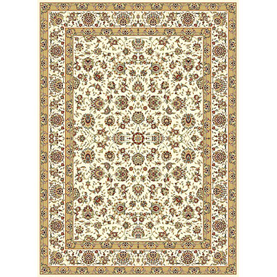 KAS Oriental Rugs. Inc. Seville 3 x 5 Seville Ivory Mahal 7406