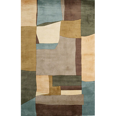 KAS Oriental Rugs. Inc. Signature Runner 2 x 8 Signature Beige Fashion Elements 9124