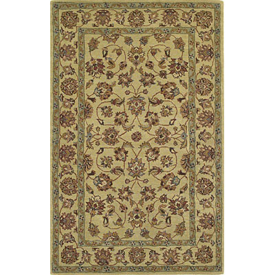 KAS Oriental Rugs. Inc. Sonoma Runner 2 x 7 Sonoma Beige All-over Kashan 2903