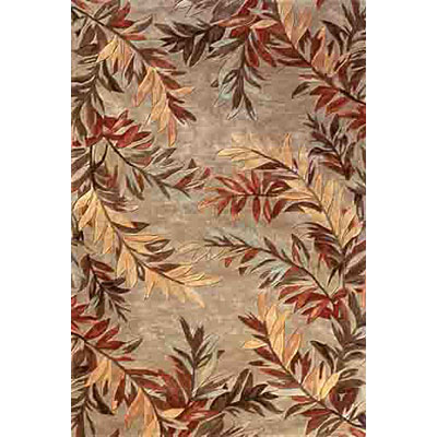KAS Oriental Rugs. Inc. Sparta 9 x 12 Sparta Sage Tropical Branches 3144