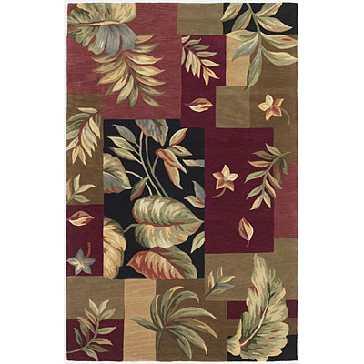 KAS Oriental Rugs. Inc. Sparta 8 Round Sparta Jeweltone Foliage Views 3163