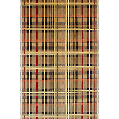 KAS Oriental Rugs. Inc. Tate 2 x 3 Tate Multicolor Plaid 8504