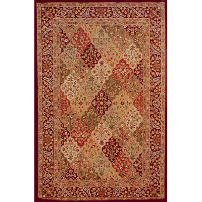 KAS Oriental Rugs. Inc. Winslow 2 x 3 Winslow Multicolor Panel 1900