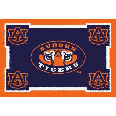Gruverer Ect Logo Rugs Auburn University Auburn Area