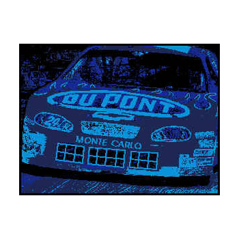 Logo Rugs Jeff Gordon Jeff Gordon Entry Mat 18 x 24 JG24EM2
