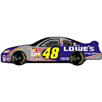 Logo Rugs Jimmie Johnson Jimmie Johnson Profile Rug 3 ft JJ48P3
