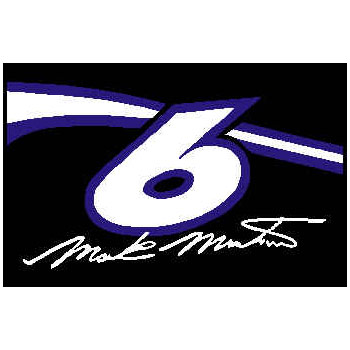 Logo Rugs Mark Martin Mark Martin Entry Mat 18 x 24 MM6EM