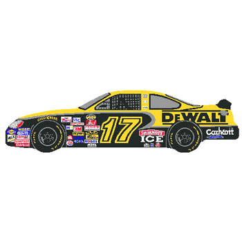 Logo Rugs Matt Kenseth Matt Kenseth Profile Rug 3 ft MK17P3