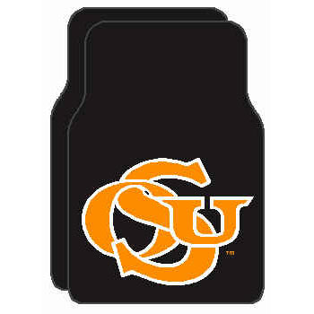 Logo Rugs Oregon State University Oregon State Car Mat OSUFM1