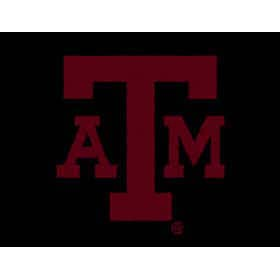Logo Rugs Texas A & M University Texas A&M Entry Mat 2 x 2 TAMEM1