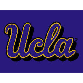 Logo Rugs UCLA University UCLA Entry Mat 18 x 24 UCLAEMA1