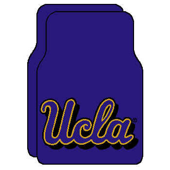 Logo Rugs UCLA University UCLA Car Mat UCLAFM1