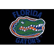 Logo Rugs Florida University Florida Entry Mat 2 x 2 FLEM1