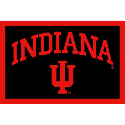 Indiana University Logo Coloring Pages Pictures to Pin on