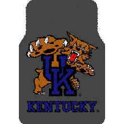 Logo Rugs Kentucky University Kentucky Car Mat UKFM1