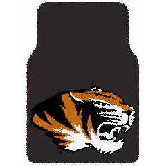 Logo Rugs Missouri University Missouri Car Mat MOFM2