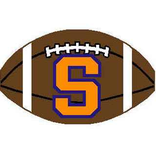 Logo Rugs Syracuse University Syracuse Football 15 x 24 SYFBS