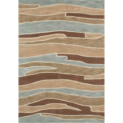 Loloi Rugs Abacus 4 x 6 Blue Brown AC-04