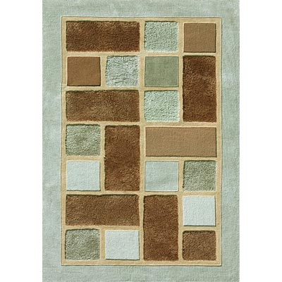 Loloi Rugs Elsby 8 x 10 (Dropped) Mist Brown ES-01