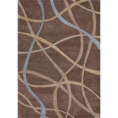 Loloi Rugs Tribeca 5 x 8 Brown TB-04