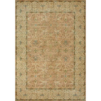 Loloi Rugs Legacy 4 x 6 (Dropped) Blush Light Gold LG-01