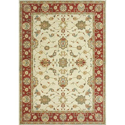 Loloi Rugs Legacy 4 x 6 (Dropped) Ivory Red LG-03