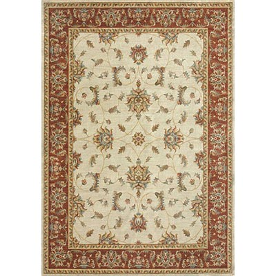 Loloi Rugs Legacy 5 x 8 (Dropped) Ivory Rust LG-07