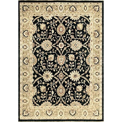 Loloi Rugs Majestic 6 x 9 Black Ivory MM-01