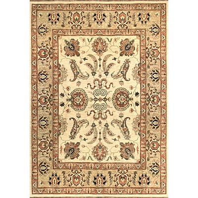 Loloi Rugs Majestic 4 x 6 Ivory Gold MM-02