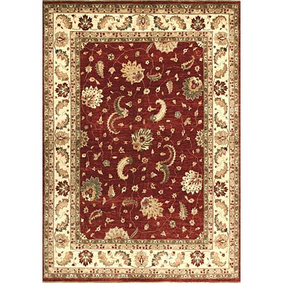 Loloi Rugs Majestic 4 x 6 Red Ivory MM-04
