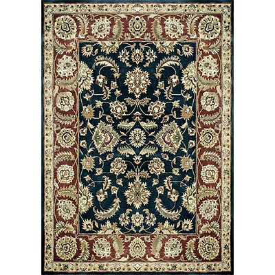Loloi Rugs Maple 5 x 8 Black Burgundy MP-18