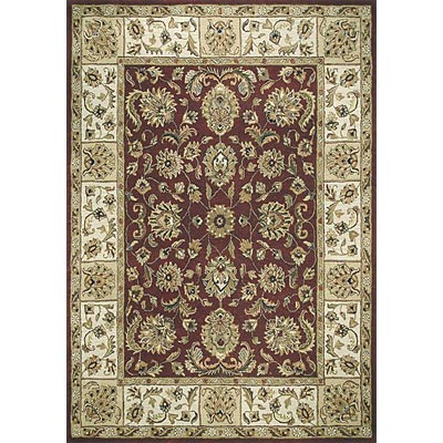 Loloi Rugs Maple 4 x 6 Burgundy Multi MP-19