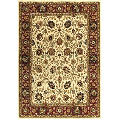 Loloi Rugs Maple 4 x 6 Ivory Red MP-27