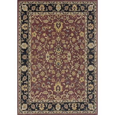 Loloi Rugs Maple 4 x 6 Raisin Black MP-29