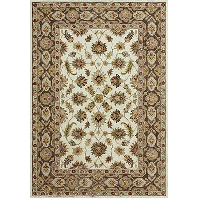 Loloi Rugs Prestonwood 8 x 11 (Discontinued) Beige Chocolate PW-02