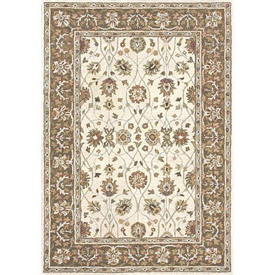 Loloi Rugs Prestonwood 8 x 11 (Discontinued) Beige Latte PW-10