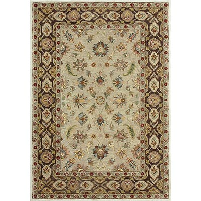 Loloi Rugs Prestonwood 8 x 11 (Discontinued) Camel Chocolate PW-02