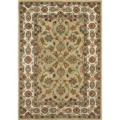 Loloi Rugs Prestonwood 8 x 11 (Discontinued) Gold Ivory PW-02